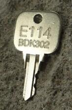 Paper Towel Dispenser Key E114 Precut Key Utility
