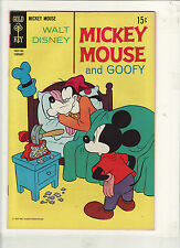 MICKEY MOUSE #124 VF/NM