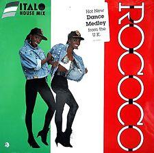 """12"""" - Rococo - Italo House Mix (NON STOP MIXED) SEALED LISTEN - PRECINTADO OYELO"""