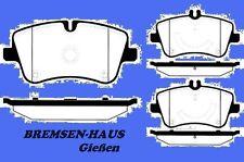 Bremsbeläge vorne Mercedes CLK W209 Coupé & Cabrio ab Bj. 02-