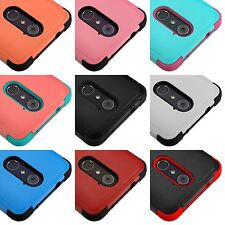 for ZTE Grand X Max 2 / Zmax Pro / Zmax Duo - HYBRID Shockproof Armor Case Cover