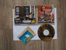SEGA SATURN RIGLORDSAGA 2 JAPAN/ NTSC VERSION
