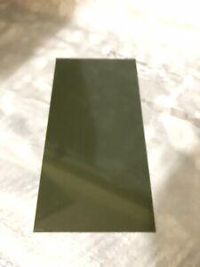 G10 OD Green 1x300x150mm Sheet for knife scales/handle liner/bushcraft/slingshot
