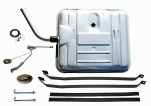 1941-1956 Buick & GM Universal Steel Fuel Gas Tank Kit 17 Gallon | 12.5