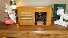 Antique 1942 Zenith Radio, Restored