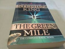 Stephen King The Green Mile Complete Pb Novel May 1997 1St Plume Printing