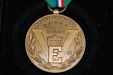 "US-VE VICTORY IN EUROPE commemorative medal in box ""Geo. Cochrene"""