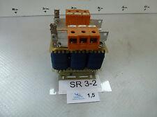 LENZE ezn 3a0900h004 3-PH Filtre réseau réacteur 3x9mh