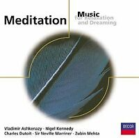Vladimir Ashkenazy - Meditation: Music for Relaxation and Dreaming [CD]