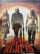 The Devil's Rejects (DVD, 2005, Widescreen - Unrated) B