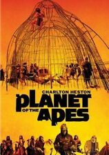 Planet of The Apes 68 0024543229742 DVD Region 1