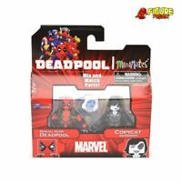 Marvel Minimates Series 65 Marvel Now Deadpool & Copycat as Domino