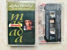 ALPHA BLONDY MASSSADA K7 audio / TAPE