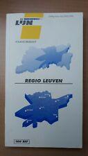► De Lijn Vlaams-Brabant, busboekje regio Leuven (1999)