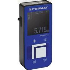 PROMAT Digital Laser 15 m Entfernungsmesser Laser Entfernungsmessgerät