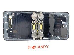 Original Samsung  Z Flip SM-F700F Display Rahmen Frame ONLY Black B NUR RAHMEN,
