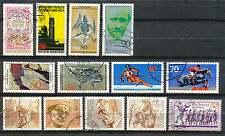 Bundespost jaargang 1978 gebruikt (3)