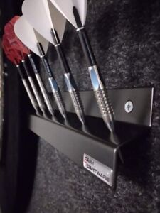 Wall Mounted Dart Holder - Holds 2 Sets Made to last