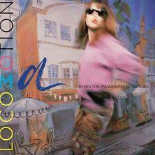 "OMD - Locomotion (7"" Single 1984) VG+"