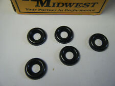 Lot of 50 Black Zink on Brass Cup Washer Finishing Countersunk Kimball Midwest