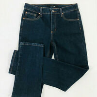 Girls Joe's Jeans CPSIA Skinny Jeans Dark Wash High Rise Size 16 Youth Stretch