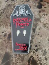DRACULA FANGS CUSTOM VAMPIRE TEETH Adult Large