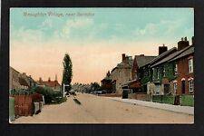 Wroughton Village near Swindon - colour printed postcard