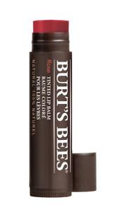 Burt's Bee Tinted Lip Balm - Rose