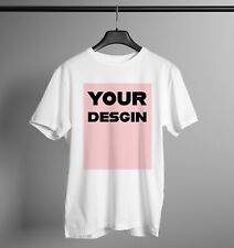 Custom T Shirt Printing | Personalised Tee | Make Your Own Shirt | Ultra Smooth