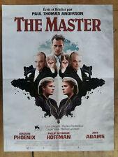 Affiche THE MASTEER Paul Thomas ANDERSON Joaquim PHOENIX Amy ADAMS 40x60cm