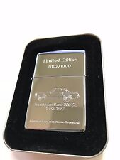 Mercedes-Benz 230 SL Zippo - Limited Edition 0102/1000 - Very Rare - Brand New