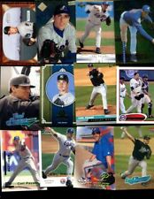 CARL PAVANO  LOT OF 58 ALL DIFFERENT BASEBALL CARDS TWINS EXPOS MARLINS