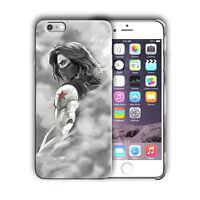 Super Hero Winter Soldier Iphone 4s 5 SE 6s 7 8 X XS Max XR 11 Pro Plus Case n4