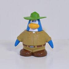 """2.25"""" Camper Explorer Mix & Match PVC Plastic Action Figure Disney Club Penguin"""
