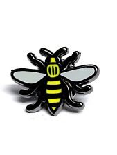 Manchester Bee Pin Badge Jaune badge Bee
