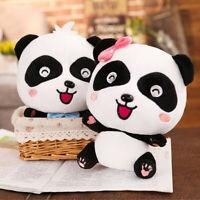 Cute Stuffed Soft Plush Panda Doll Lovely Animal Toy Gift For Kids Gift UK