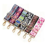 Adjustable Shoulder Bag Strap Replacement Crossbody Handbag Clutches Handle Belt