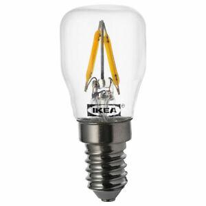 IKEA RYET LED sign bulb E14 80 lumen clear