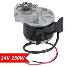 24V 250W Metall Gleichstrommotor Bürste Getriebemotor Elektroroller Motor