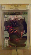 Batman: The Dark Knight #16 (Mad Hatter) CGC 9.8 AUTOGRAPHED by ETHAN VAN SCIVER
