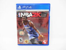 Sony PlayStation 4 PS4 2K Games NBA 2K15 Basketball Video Game ~ Kevin Durant