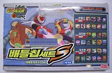 TAKARA ROCKMAN EXE AXESS(MegaMan) : BATTLE CHIP SET S(OS-01,OS-05,OS-08) For PET