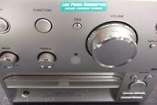 Sony haute-fidélité réparation sans son hcdcp101 krc103s kra102s