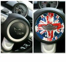 Adesivo Centro Volante Mini Cooper Countryman R55 R56 R57 R58 R60 R61