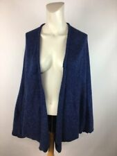 Love In Women's Knit Long Acrylic Cardigan Sweater Size S