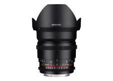 Brand New Samyang 16mm T/2.2 VDSLR For Nikon