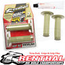 Renthal MX Grips G166 - Dual Compound Tapered & Renthal Grip Glue G101