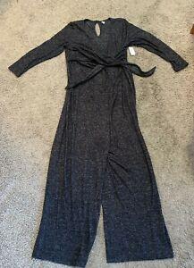 NWT! Old Navy Maternity Jumpsuit Romper Pants - Size Medium