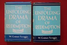 *VINTAGE* THE UNFOLDING POWER OF REDEMPTION - VOL. I & II by W. Graham Scroggie