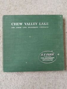 Chew Valley Lake And Other Civil Engineering contracts Book